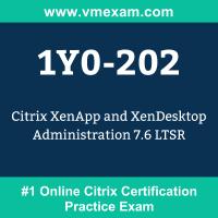 CITRIX 1Y0-202 Exam Dump Test Practice Q/&A PDF Test Simulator