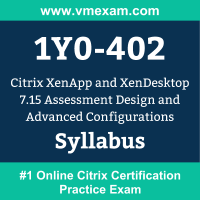 1Y0-402 Dumps Questions, 1Y0-402 PDF, CCE-V Exam Questions PDF, Citrix 1Y0-402 Dumps Free, CCE-V Official Cert Guide PDF