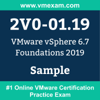 2V0-01.19 Braindumps, 2V0-01.19 Exam Dumps, 2V0-01.19 Examcollection, 2V0-01.19 Questions PDF, 2V0-01.19 Sample Questions, Foundations Dumps, Foundations Official Cert Guide PDF, Foundations VCE