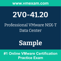 2V0-41.20 Braindumps, 2V0-41.20 Exam Dumps, 2V0-41.20 Examcollection, 2V0-41.20 Questions PDF, 2V0-41.20 Sample Questions, VCP-NV 2020 Dumps, VCP-NV 2020 Official Cert Guide PDF, VCP-NV 2020 VCE