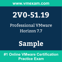 2V0-51.19 Braindumps, 2V0-51.19 Exam Dumps, 2V0-51.19 Examcollection, 2V0-51.19 Questions PDF, 2V0-51.19 Sample Questions, VCP-DTM 2020 Dumps, VCP-DTM 2020 Official Cert Guide PDF, VCP-DTM 2020 VCE