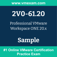 2V0-61.20 Braindumps, 2V0-61.20 Exam Dumps, 2V0-61.20 Examcollection, 2V0-61.20 Questions PDF, 2V0-61.20 Sample Questions, VCP-DW 2020 Dumps, VCP-DW 2020 Official Cert Guide PDF, VCP-DW 2020 VCE