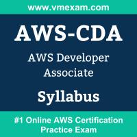DVA-C01 Dumps Questions, DVA-C01 PDF, AWS-CDA Exam Questions PDF, AWS DVA-C01 Dumps Free, AWS-CDA Official Cert Guide PDF