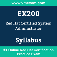 EX200 Dumps Questions, EX200 PDF, RHCSA Exam Questions PDF, Red Hat EX200 Dumps Free, RHCSA Official Cert Guide PDF
