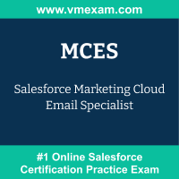 MCES Braindumps, MCES Dumps PDF, MCES Dumps Questions, MCES PDF, MCES VCE, Marketing Cloud Email Specialist Exam Questions PDF, Marketing Cloud Email Specialist VCE