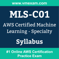 MLS-C01 Dumps Questions, MLS-C01 PDF, Machine Learning Specialty Exam Questions PDF, AWS MLS-C01 Dumps Free, Machine Learning Specialty Official Cert Guide PDF