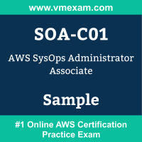 SOA-C01 Braindumps, SOA-C01 Exam Dumps, SOA-C01 Examcollection, SOA-C01 Questions PDF, SOA-C01 Sample Questions, AWS-SysOps Dumps, AWS-SysOps Official Cert Guide PDF, AWS-SysOps VCE