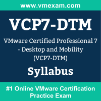VMware Desktop and Mobility Certification | VMExam