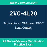 2V0-41.20: Professional VMware NSX-T Data Center (VCP-NV 2020)