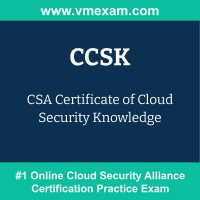 CCSK: CSA Certificate of Cloud Security Knowledge (CCSK Foundation)