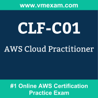 CLF-C01: AWS Cloud Practitioner | VMExam