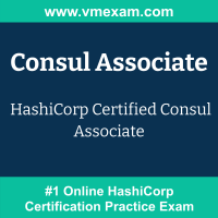 Consul Associate: HashiCorp Certified Consul Associate (Networking Automation)