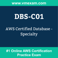DBS-C01: AWS Certified Database - Specialty