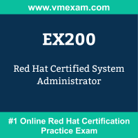 EX200: Red Hat Certified System Administrator (RHCSA)