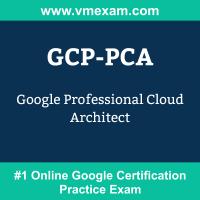 GCP-PCA: Google Professional Cloud Architect