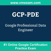 GCP-PDE: Google Professional Data Engineer