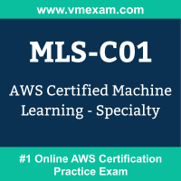 MLS-C01: AWS Certified Machine Learning - Specialty
